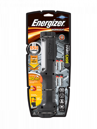 Фонарь Energizer Hard Case Pro Work Light 4AA